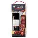 Moselland Winzervesper Rotwein Acolon QbA trocken 0,75l