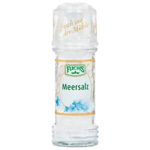 Fuchs Meersalz Glasmühle 85g