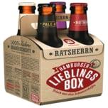 Ratsherrn Hamburger Lieblingsbox 4x0,33l