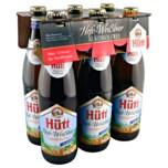 Hütt Hefeweissbier alkoholfrei 6x0,5l