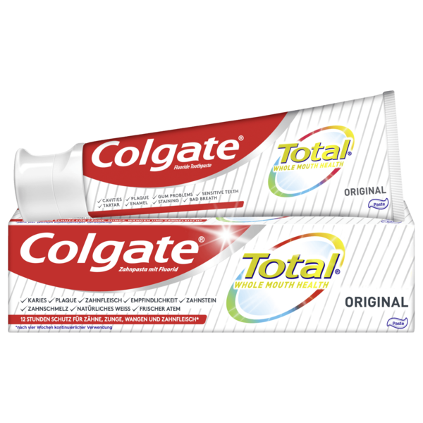 Colgate Total Zahncreme Original 75ml