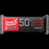 Power System Protein 50% Big Block Schoko 100g