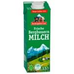 Berchtesgadener Land Extra länger frische Bergbauern-Milch 3,5% 1l