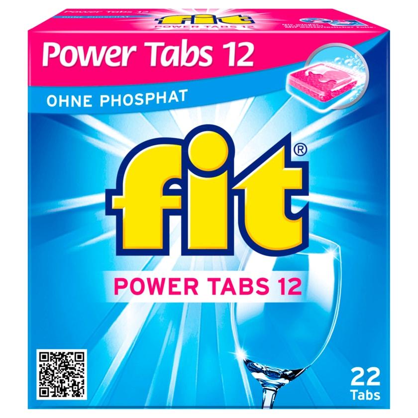 Fit Power Tabs 12, 22 Tabs
