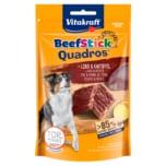 Vitakraft Beef-Stick Quadros Leber & Kartoffel 70g