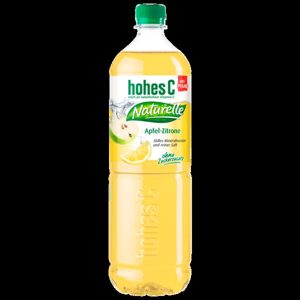 Hohes C Naturelle Apfel-Zitrone 1,5l