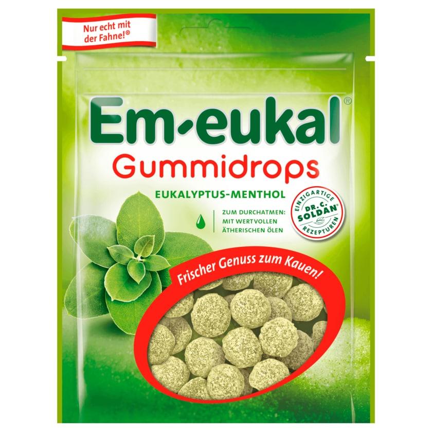 Em-eukal Gummidrops Eukalyptus-Menthol 90g