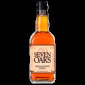 Seven Oaks American Blended Whiskey 40% 0,7l