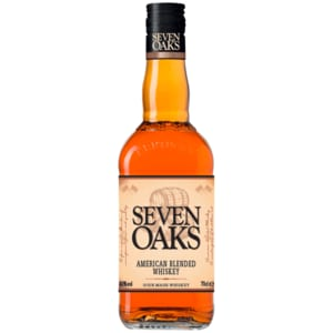 Seven Oaks American Blended Whiskey 40% 0,7l