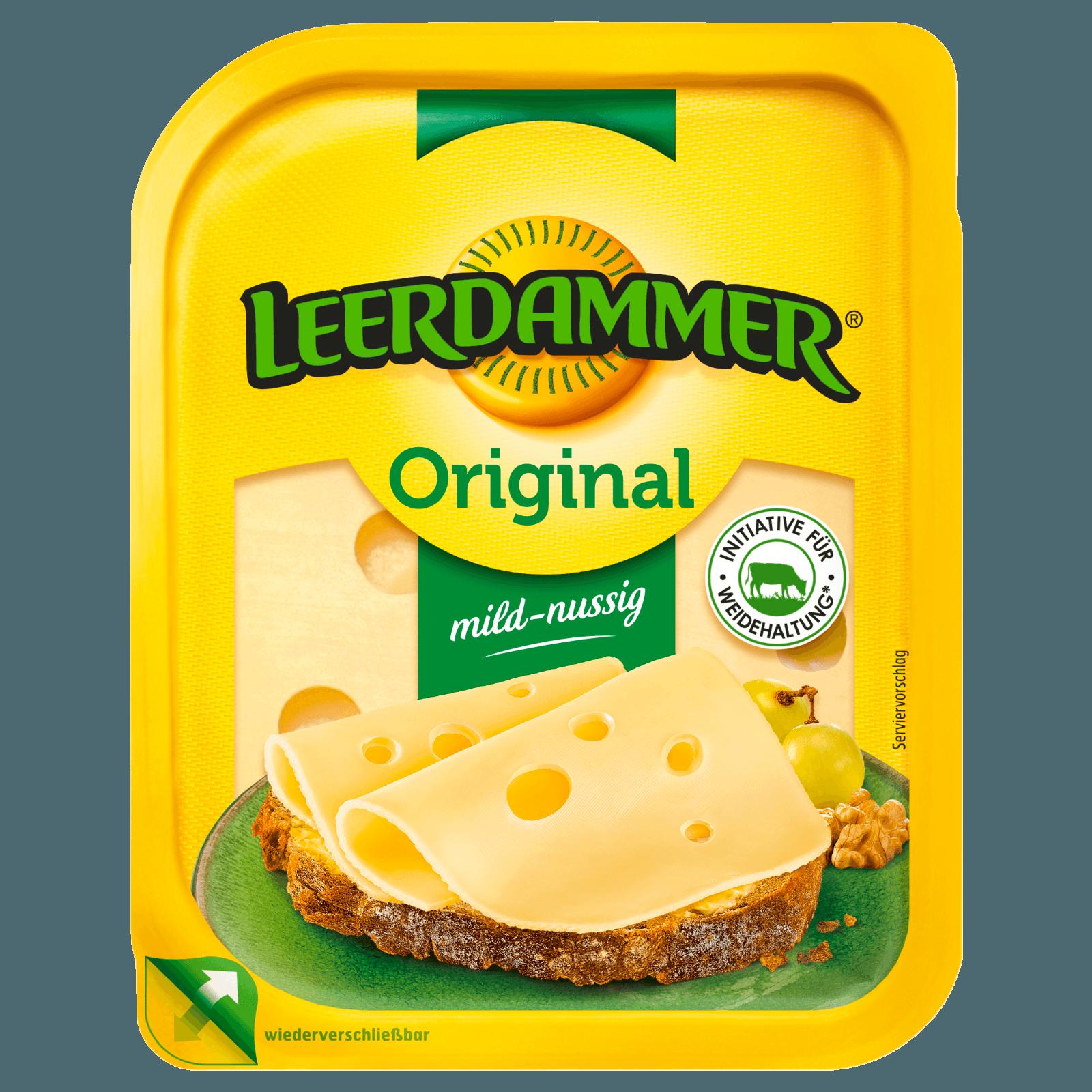 Leerdammer Original Scheiben 140g