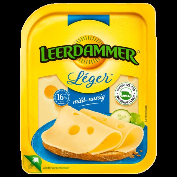 Leerdammer Léger Scheiben 140g