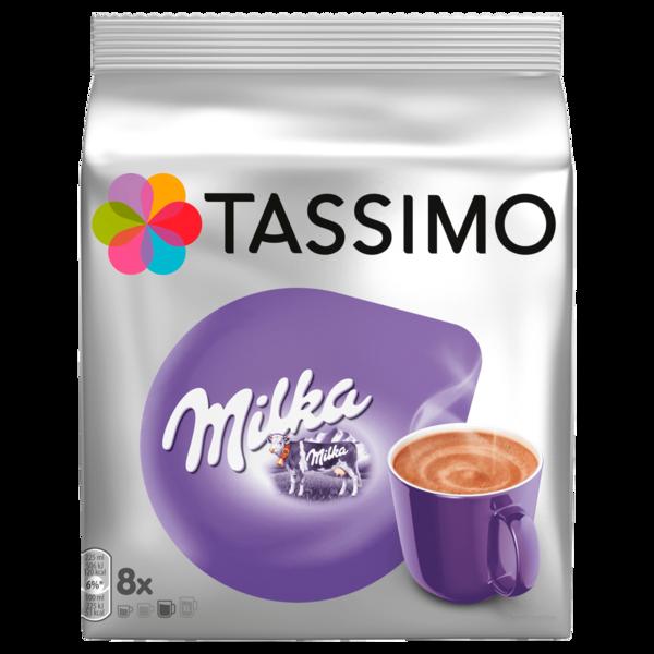 Tassimo Kaffeekapseln Milka 240g, 8 Kapseln