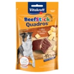 Vitakraft Beef Stick Quadros mit Käse 70g