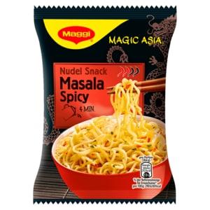 Maggi Magic Asia Nudel-Snack Masala Spicy 64g