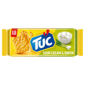 Tuc Cracker Sour Cream & Onion 100g