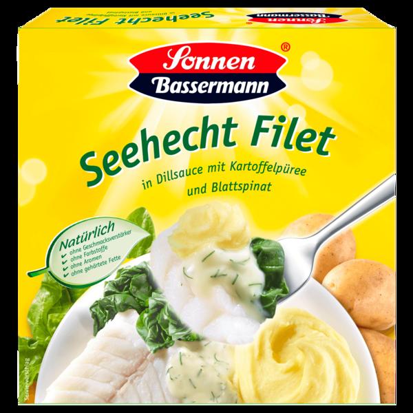 Sonnen Bassermann Mein Seehecht-Filet 400g