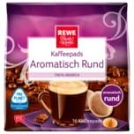 REWE Beste Wahl Kaffeepads Aromatisch Rund 112g