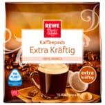 REWE Beste Wahl 16 Kaffeepads extra kräftig 112g