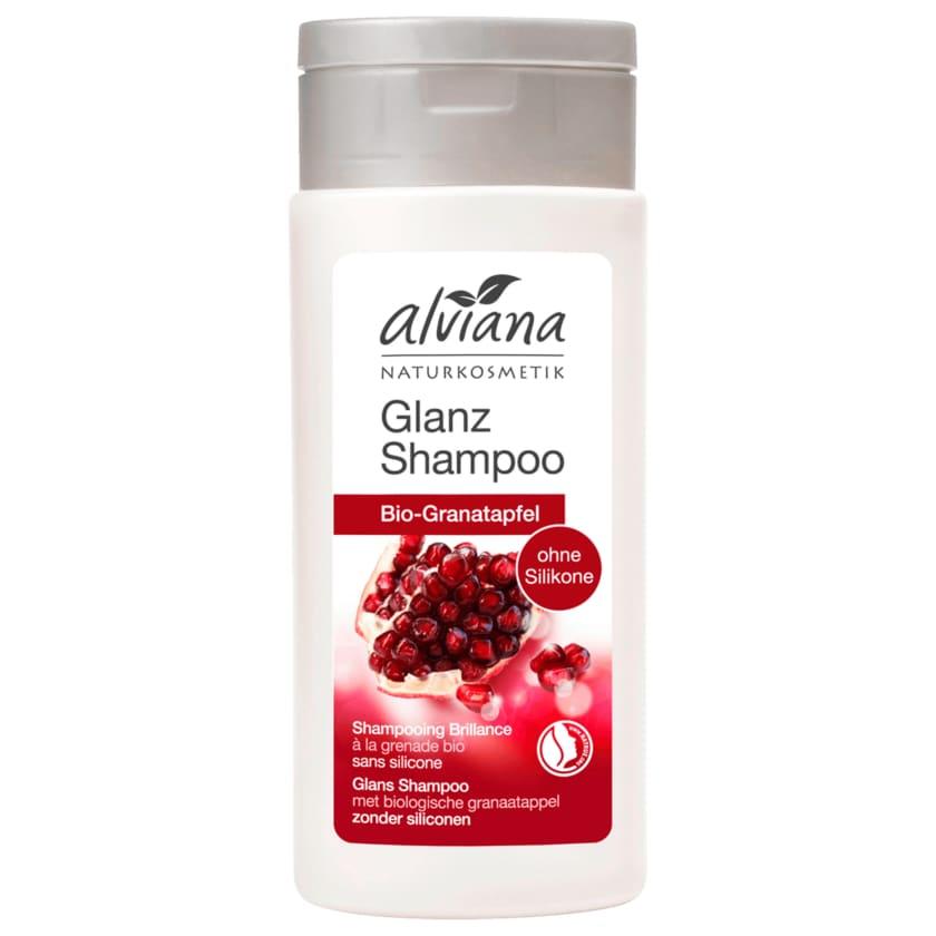 Alviana Glanz Shampoo Bio-Granatapfel 200ml