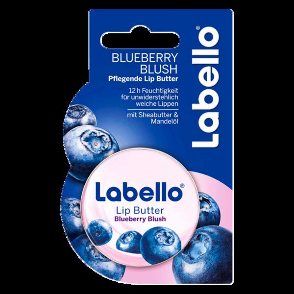 Labello Lippenpflege Lip Butter Blueberry Blush 16,7g