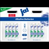 ja! Batterie Alkaline AAA 8 Stück