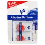 ja! Alkaline-Batterien Baby LR14 2 Stück