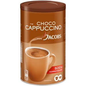 Jacobs Choco-Cappuccino 500g
