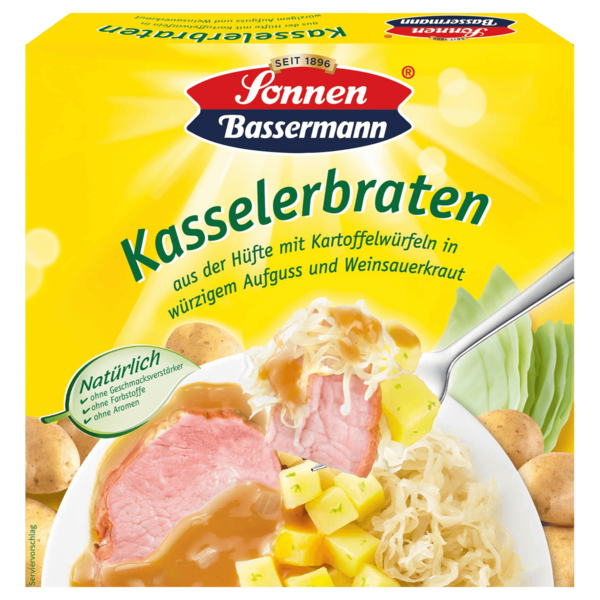 Sonnen Bassermann Meine Kasseler-Schulter 480g
