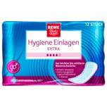 REWE Beste Wahl Hygieneeinlagen Extra 12 Stück