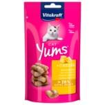Vitakraft Cat Yums mit Käse 40g