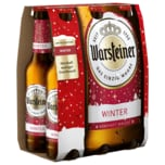 Warsteiner Weihnachtsbier 6x0,33l