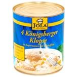 Jola Königsberger-Klopse mit Kartoffeln 800g