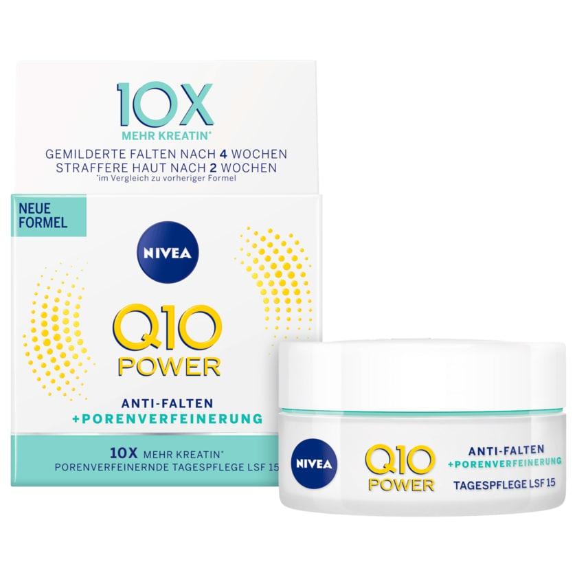 Nivea Q10 Power Tagespflege Anti-Falten + Porenverfeinerung 50ml