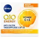 Nivea Q10 Energy Tagespflege Anti-Falten LSF 15 50ml