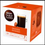Nescafé Dolce Gusto Kaffeekapseln Grande Intenso 16 Kapseln