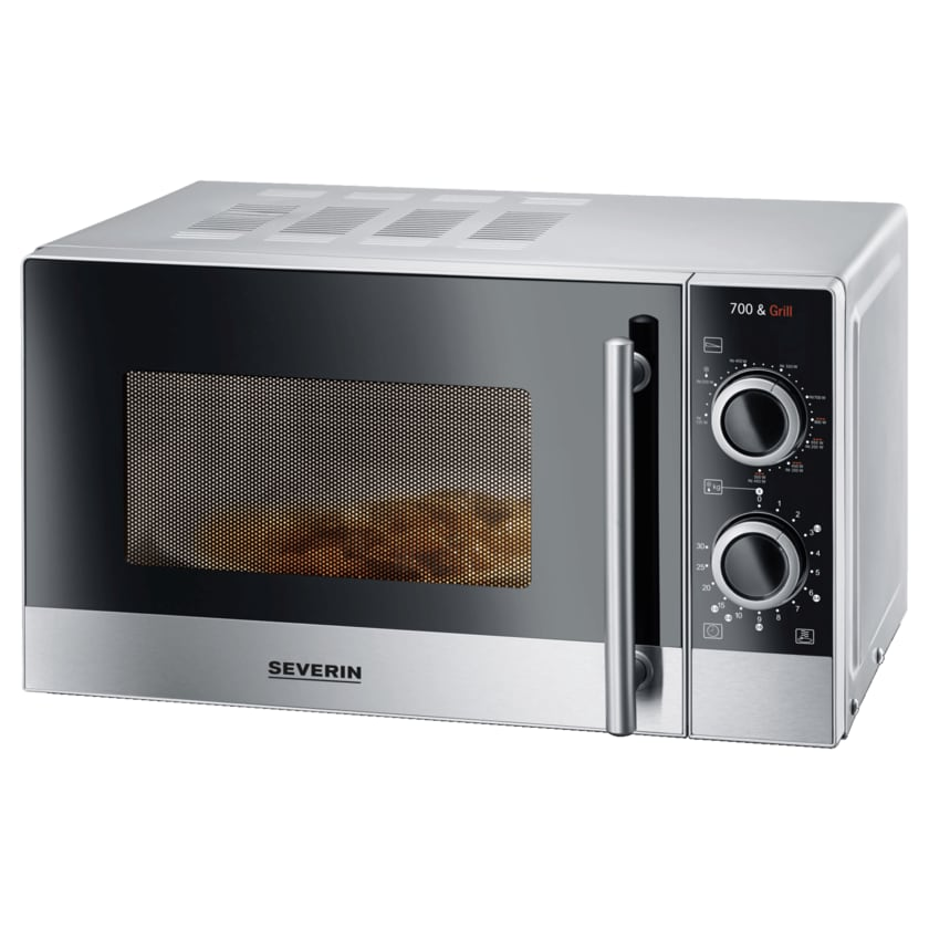 Severin Mikrowelle MW7874 mit Grillfunktion 2-in-1