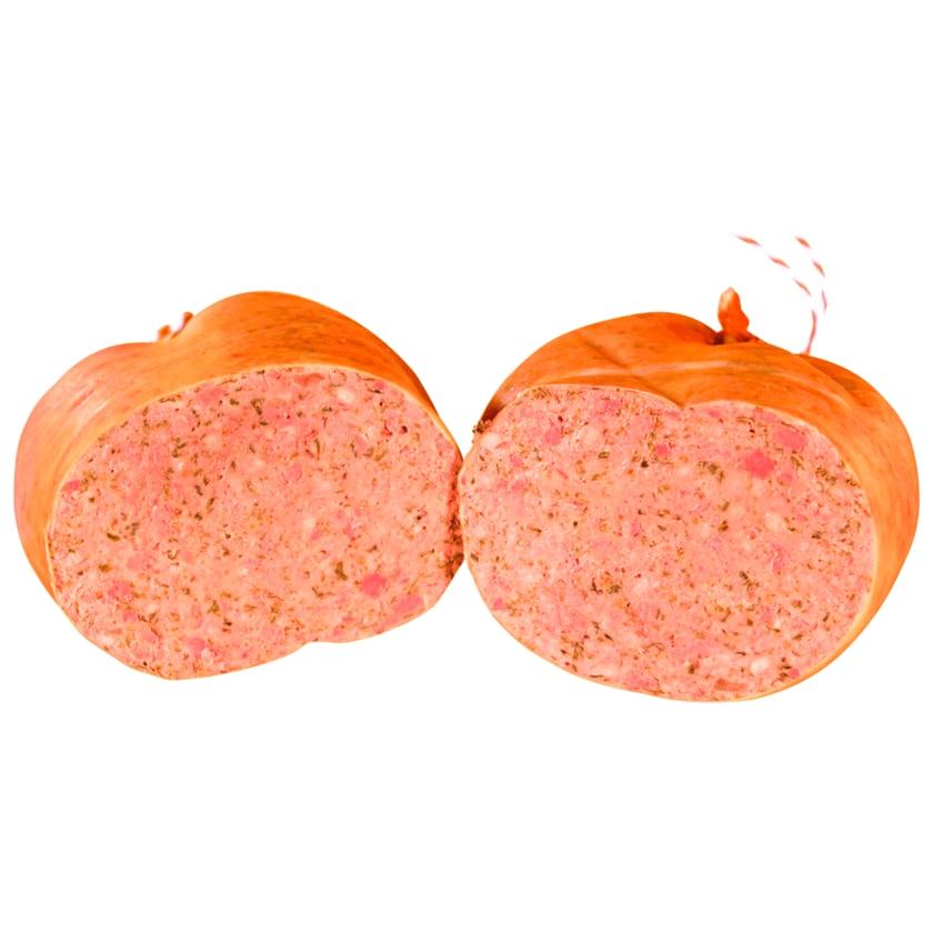 Kremers Leberwurst mit Majoran