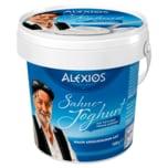 Alexios Sahnejoghurt nach griechischer Art 10% Fett 1kg