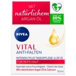 Nivea Vital Tagespflege Intensiv-Plus Anti-Falten 50ml