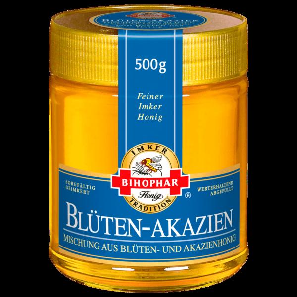 Bihophar Blüten-Akazien-Honig 500g