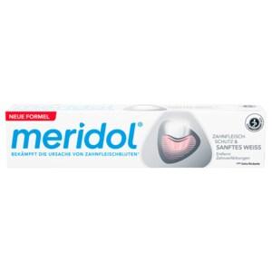 Meridol Zahnpasta sanftes Weiß 75ml