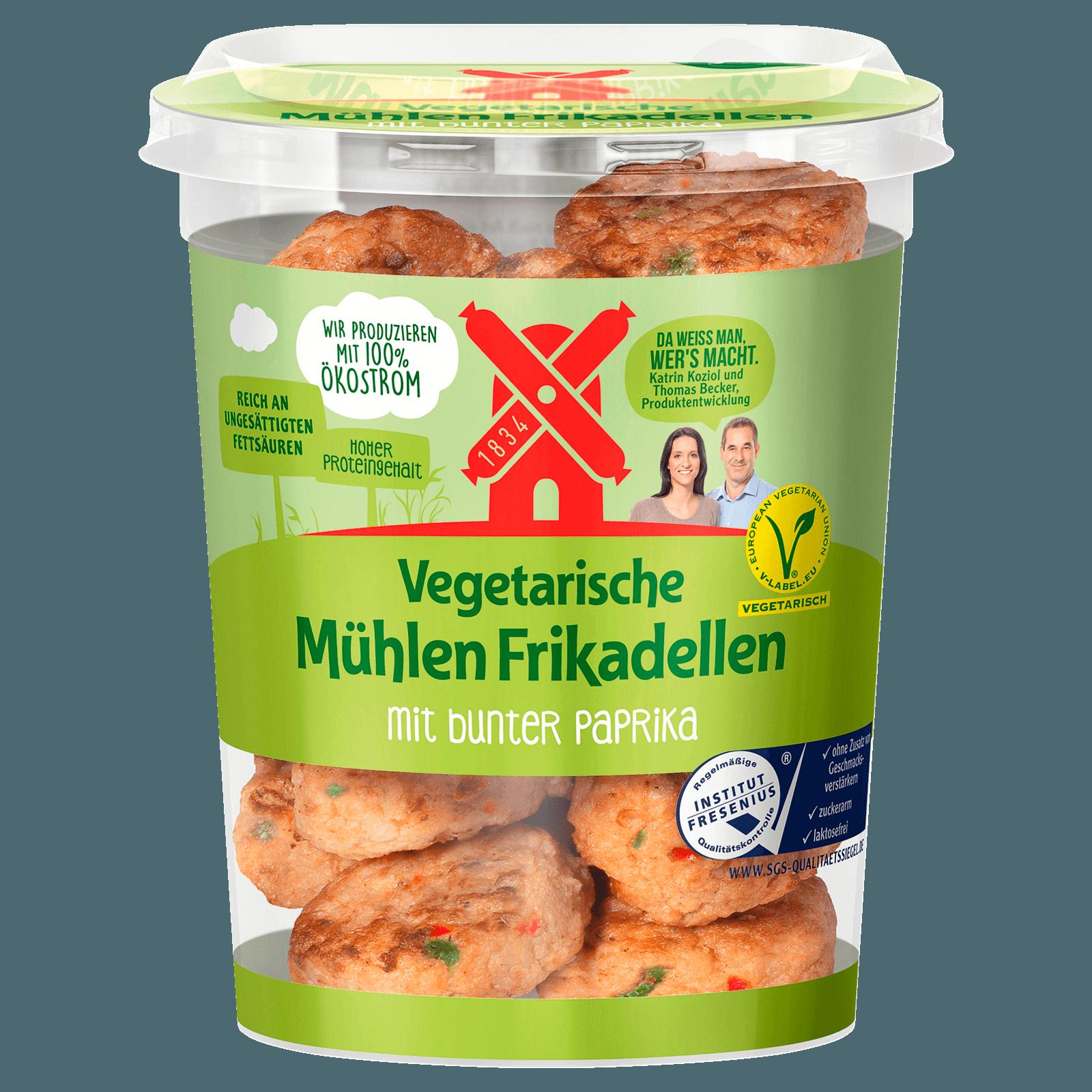 Rügenwalder Mühle Vegetarische Mühlen-Frikadellen 165g