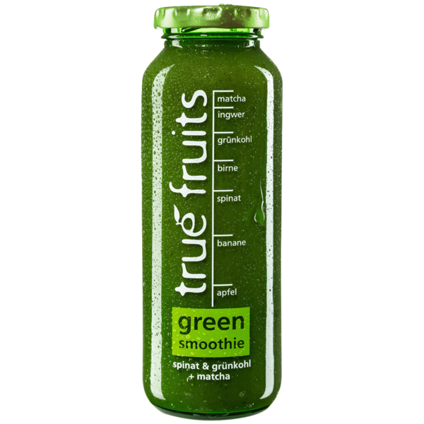 True Fruits Smoothie green no. 1 250ml