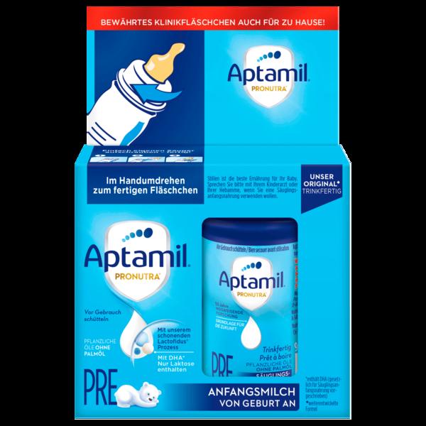 Aptamil Pre trinkfertig 2x90ml