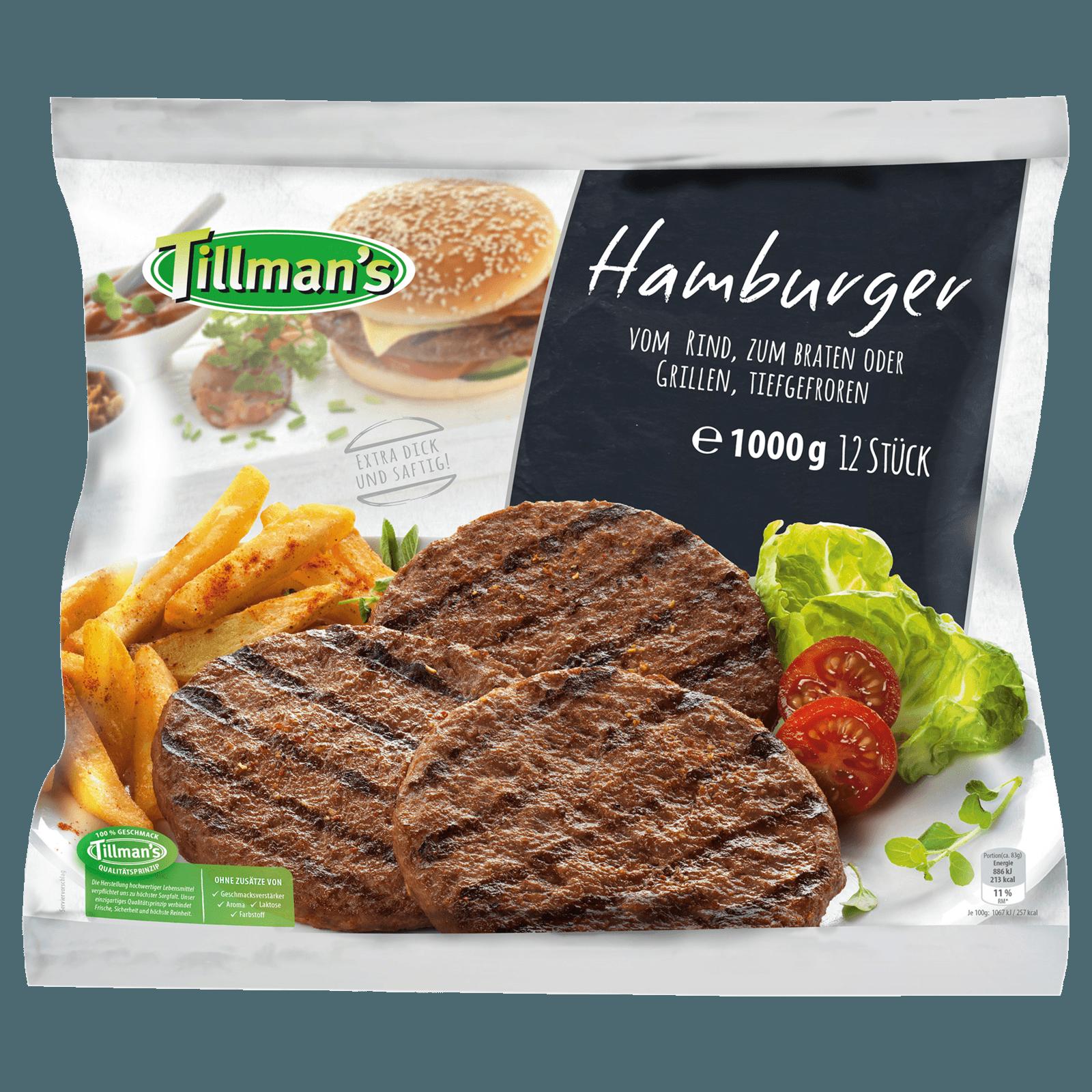 Tillman's Hamburger 1kg