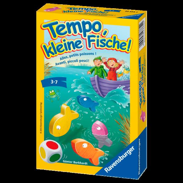 Ravensburger Tempo kleine Fische!