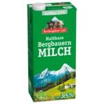 Berchtesgadener Land Haltbare Bergbauern-Milch 3,5% 1l