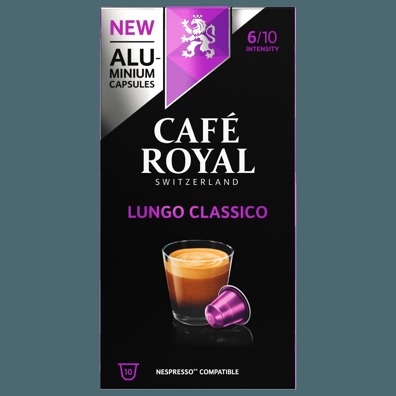 Café Royal Lungo Classico Kapseln 50g