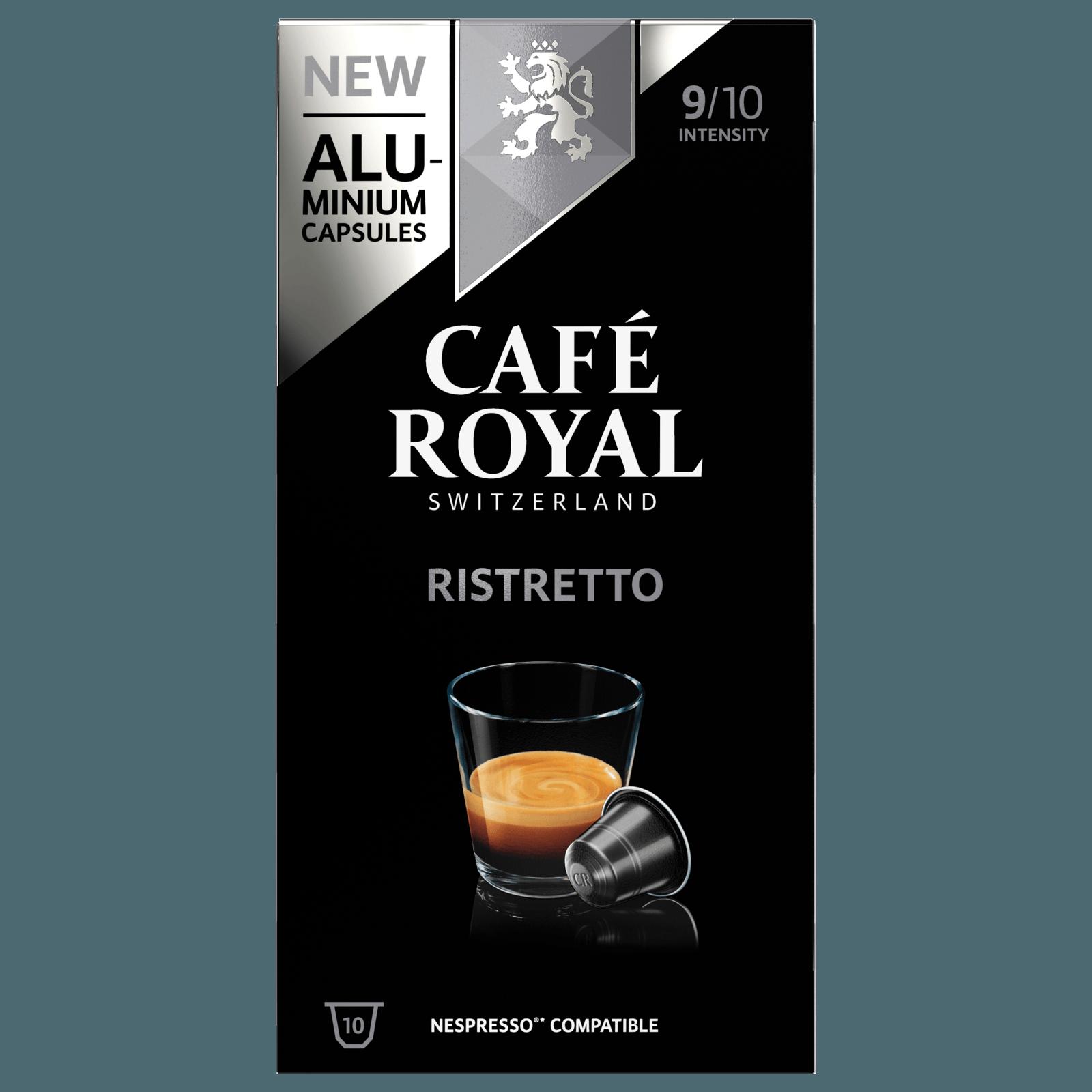 Café Royal Ristretto Kapseln 53g