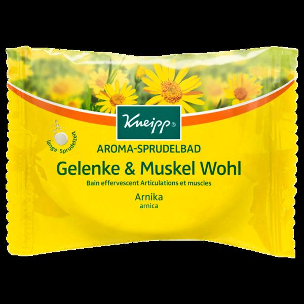 Kneipp Aroma-Sprudelbad Gelenke & Muskel Wohl 80g